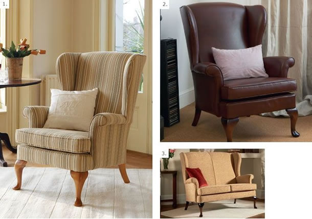 Parker Knoll Heritage Collection Penshurst Chairs