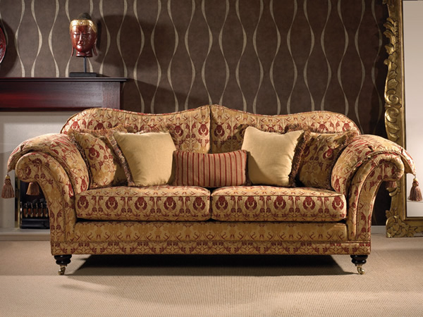 Dc Williams Amp Son Steed Upholstery Lincoln Sofa