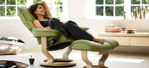 Stressless Chelsea, Mayfair & Kensington