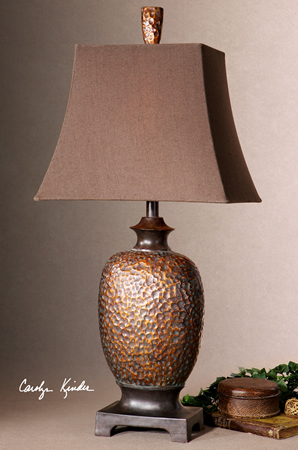 Dc Williams Amp Son Uttermost Amarion Table Lamp