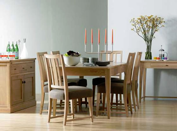 Ercol Torino Dining Room