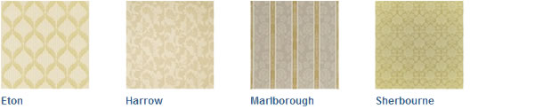 Sanderson Marlborough designs