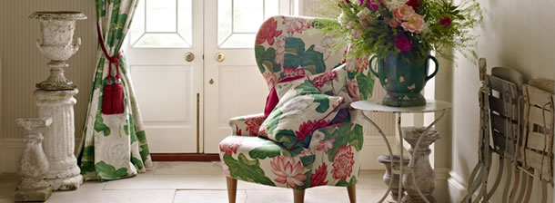 Sanderson Richmond Hill Fabrics