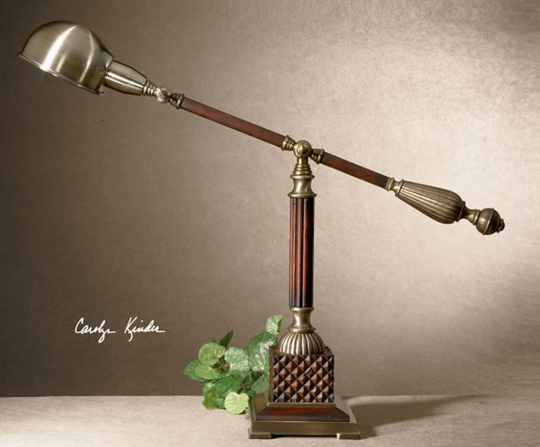 Uttermost Dalton Desk Lamp
